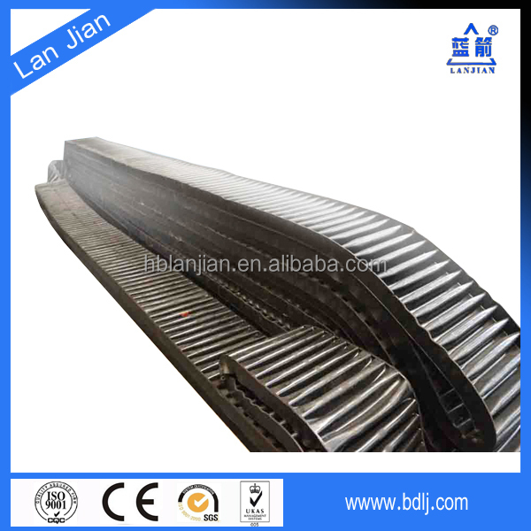rubber endless vulcanize splice sidewall rubber belts