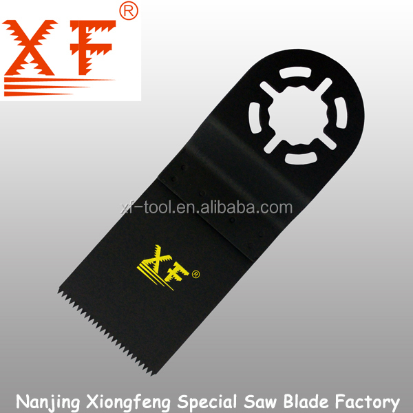 XF-Z016/XF-Z017 wood end cut oscillating multi tool saw blades