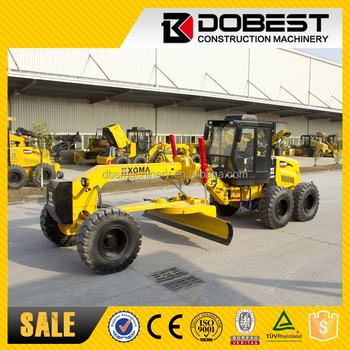 165hp Small Motor Grader For Sale Xgma Xg3165c With Lower