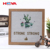 Amazon hot sale black felt letter board oak frame letter board printing pattern
