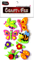 wholesales kids educational crafts kit eva foam toy