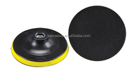 velcro sand paper backing pads
