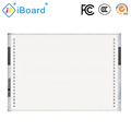 iBoard best classroom interactive whiteboard with USB Infrared All-in-one IWB System