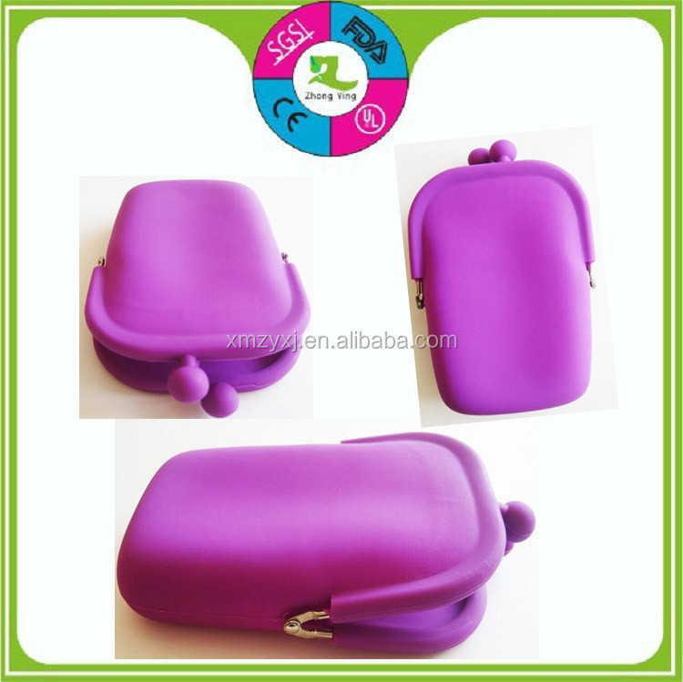 Durable Silicone Mobile Phone Bag