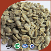100 arabica coffee Yunnan origion indonesia green coffee beans premium raw coffee beans