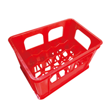 High Quality 24 Bottles Plastic Beverage Crate
