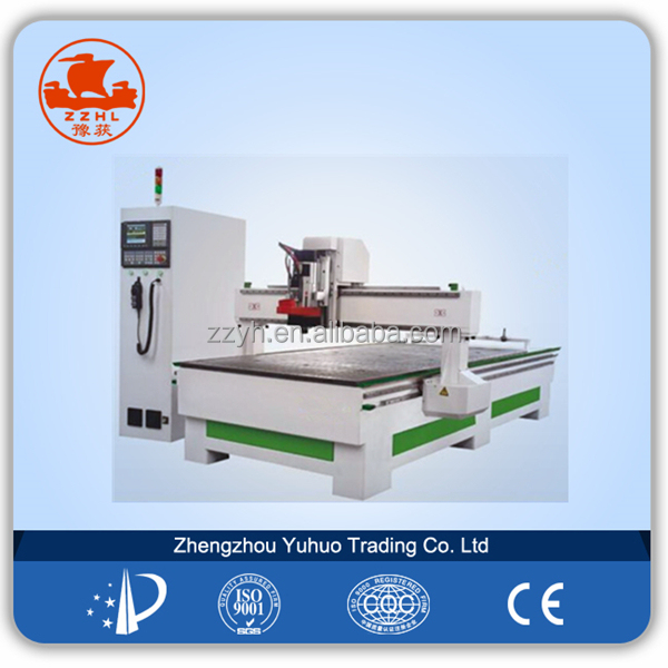 woodworking cnc router Row type ATC processing center