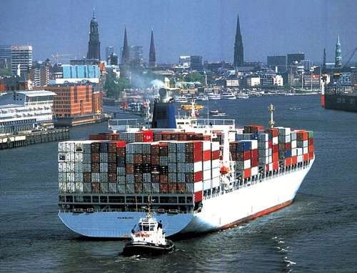 Consolidated shipping service sea forwarder shipping agent rate China to Serbia
