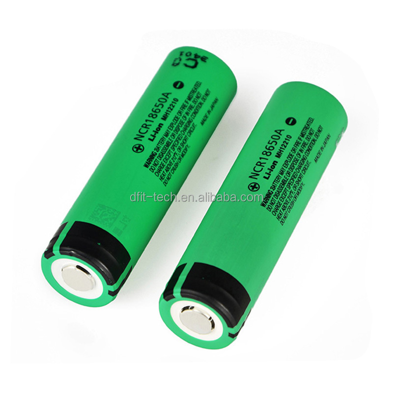 18650 3100 mAh original NCR18650A battery for long lasting battery led lights
