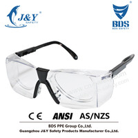2015 new Safety batman Glasses for motorcycles from taiwan with UV Protect,protects against impact,Concealer Clear Anti-Fog