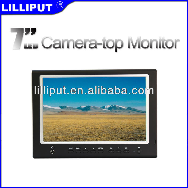"Lilliput IPS panel 7"" camera dslr hdmi lcd monitor"