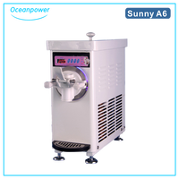 Sunny-A6 Oceanpower rainbow mini commercial ice cream making machine