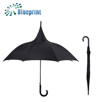 Promotions Black Festival Gift Stick Witch Pagoda Umbrella