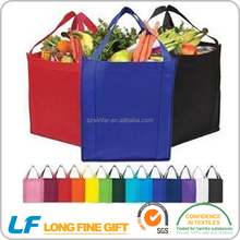 promotional products multi color Reusable Foldable non woven Shopping Bag