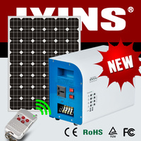 300w 500w 1000w 1kw solar home lighting system,solar electricity generating system for home