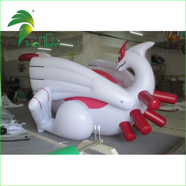 Cartoon Type Giant Inflatable Lugia Sexy Animal Dragon Toys From Hongyi