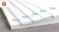 China manufacturer high bond 1mm eva self adhesive foam sheet