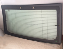 Auto Parts Bus Rear Windscreen Tempered Glass