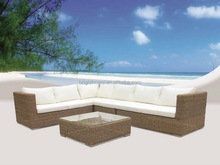 Patio Sofa Set Rattan/Wicker Outdoor Furniture