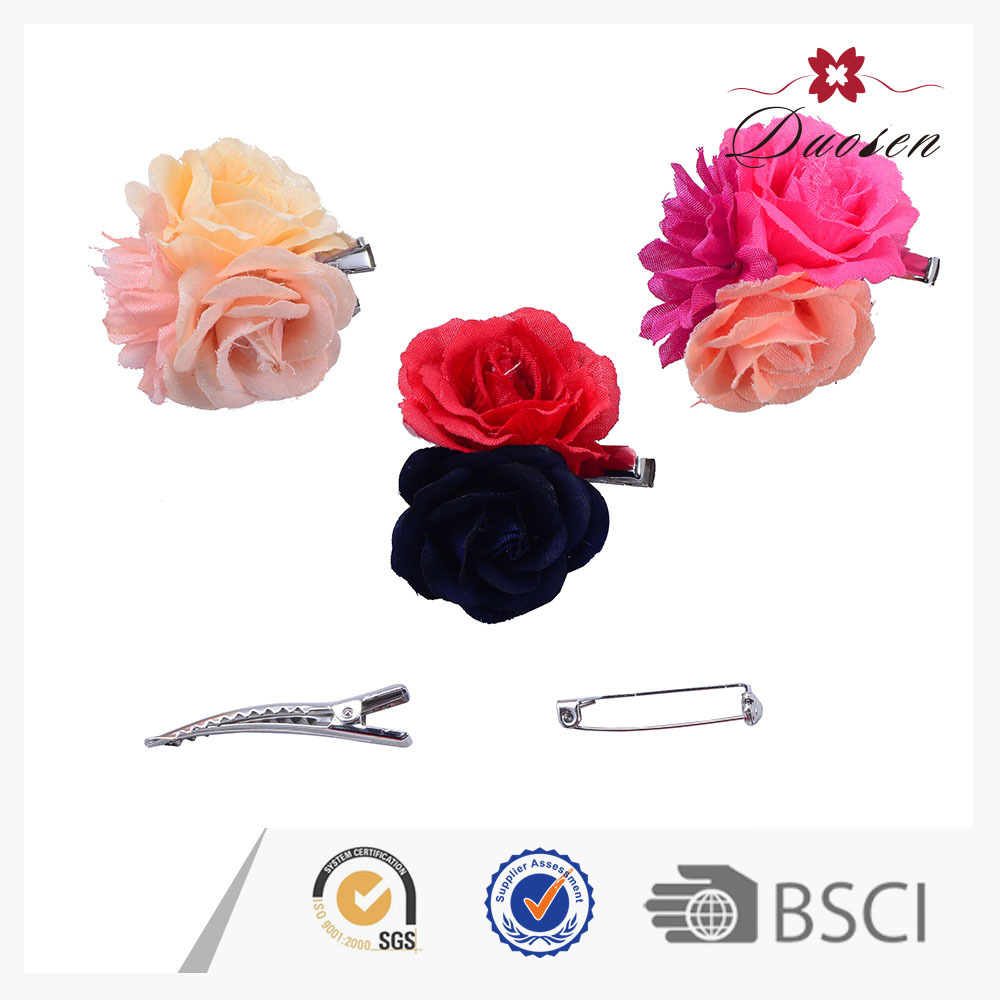 Wholesale Make To Order Iso92001-2008 Certificate Shaped Made In France Hair Clip