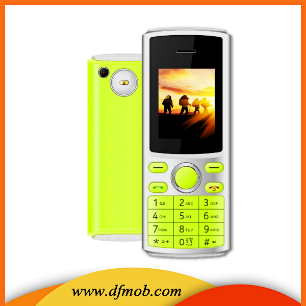 New Small 1.8 Inches Screen Big Battery Low Price GSM Basic Phone X2