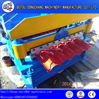 Metal Roofing Sheet Molding Machine ,roof used roll forming machinery