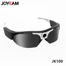 HD 720P Sunglass Skiing camera video recorder Wide angle sport action camera UV400 polarized sunglasses