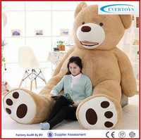 stuffed 3m giant teddy bear plush toy