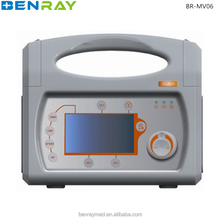 BR-MV06 portable oxygen ventilator breathing machine air breathing machine with low price