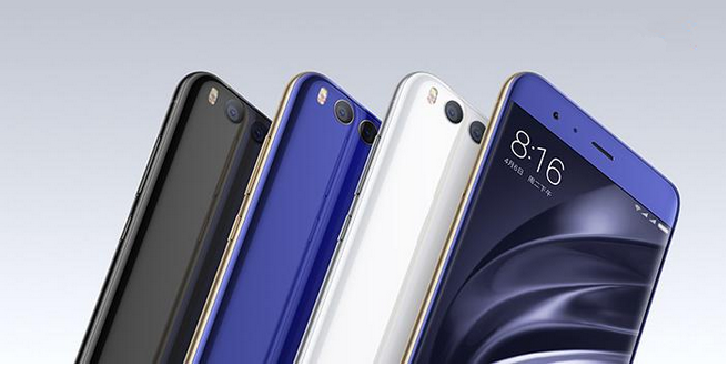 [HK stock][Global verion] xiaomi mi6 5.15 inch Snapdragon 835 max 2.45GHz RAM 6GB/ROM 64GB 3350mAh