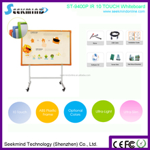Interactive whiteboards for kindergarten IR Infrared 10 touch