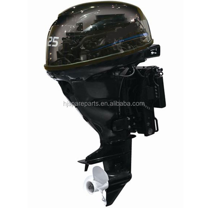 Marine Outboard Motor 4 Stroke 25HP With Electric Start