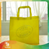 Custom Full Color Wholesale Recycling Non woven Shopping Tote Bag