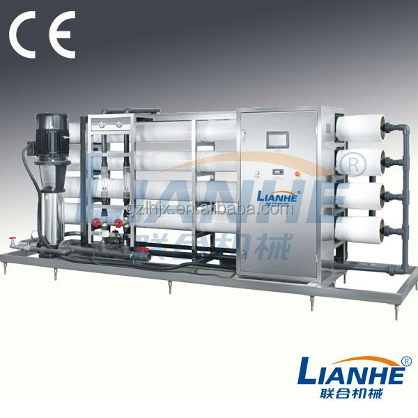 Reverse Osmosis Salt Water Treatment System Waste Water Treatment Plant