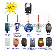 Beninca Allmatic compatible keyfob hand-held transmitter remote control YET019-JR