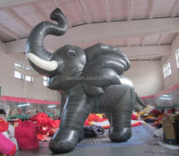 2015 attractive advertising giant inflatable elephant