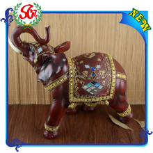 SGE092 One Pieces Elephant Statues Items Decorative Home Decor