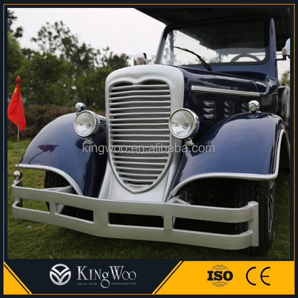 Kingwoo 72V 5.5KW pure electric classic vehicle