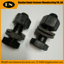 Manufacturers supply steel structure six - angle bolt steel structure bolt
