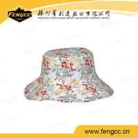 Top Quality Adult Size Customized fishing buckle hat