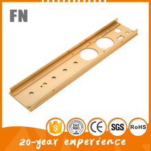 cnc machining aluminium profiles center / aluminium profile cnc router for kitchen cabinet door and window