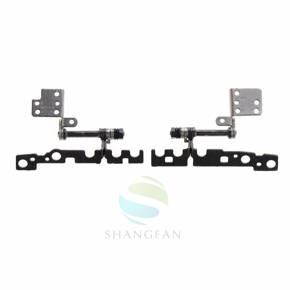 LCD HINGE FOR Lenovo Y50 Y50-70 Y50-70A Touch Series Laptop Left + Right Part HINGES