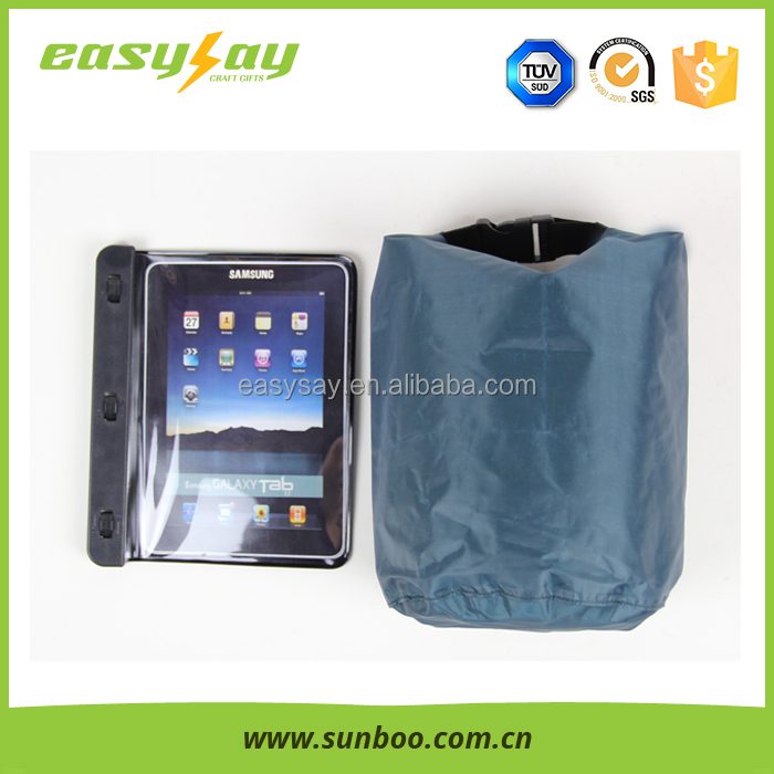 Customized logo durable good quality phone bag waterproof dry bag for outdoor activity