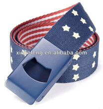 Polyester Webbing Canvas Belts