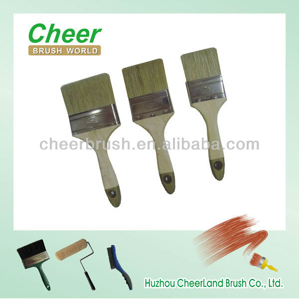 plastic paint brush/plastic handle paint brush,names of paint brushes
