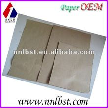 recycled kraft paper 250gsm