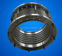 Welded Flange Stainless Steel Metal Bellows Pipe Expansion Joint/Compensator