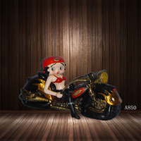 Resin Rider Practical Gift Resin Craft