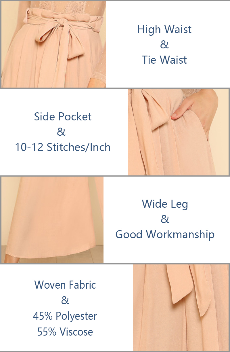Wholesale 2018 Clothing Women Pink Casual Loose Pants