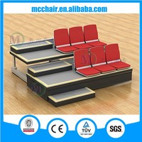 Zhen School Telescopic Seating Systerm Retractable